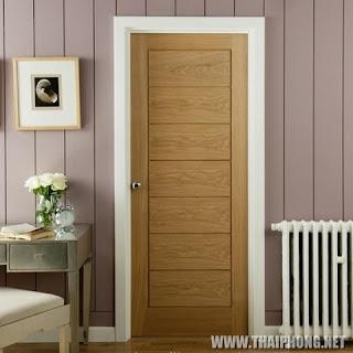 giá cửa gỗ thông