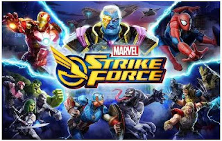 MARVEL Strike Force Mod Apk Free Skills for android