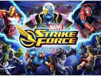 MARVEL Strike Force Mod Apk v3.2.0 Free Skills for android