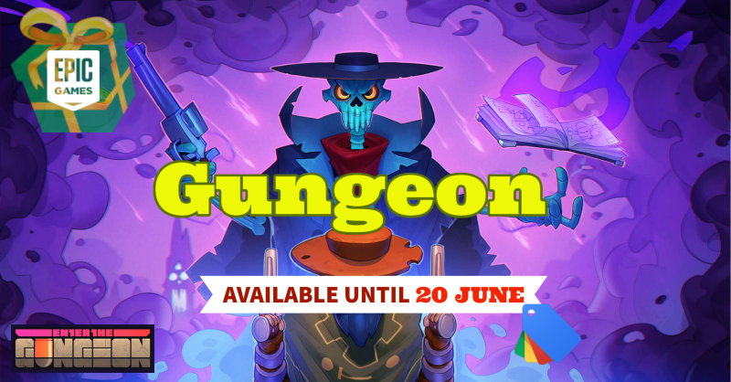 Giveaway: Gungeon: A Farewell to Arms Available for Free – Until June 20