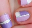 http://onceuponnails.blogspot.com/2014/01/purple-stripes-purple-dots.html
