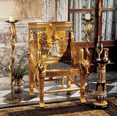 Egyptian theme bedroom decorating ideas - Egyptian theme decor - Egyptian furniture
