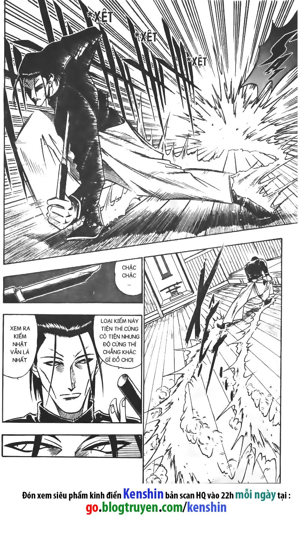 Rurouni Kenshin chap 49 trang 5