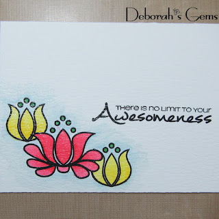 Awesomeness sq - -photo by Deborah Frings - Deborah's Gems
