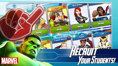 Marvel Avengers Academy Mod Apk5