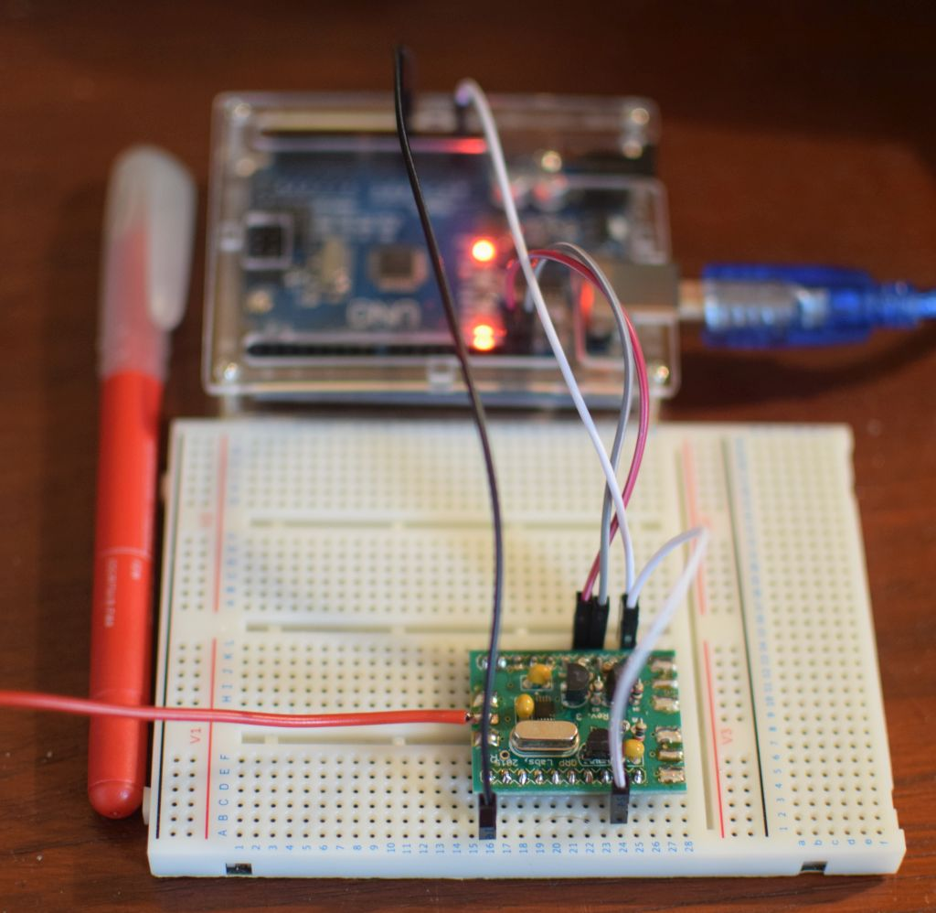 A reliable oscillator using the Arduino and SiLabs SYNTH | HAMRADIOAL