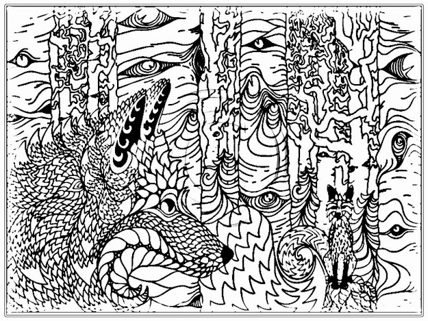 Wolves Coloring Pages Free Printable Wolf Coloring Pages Adult And