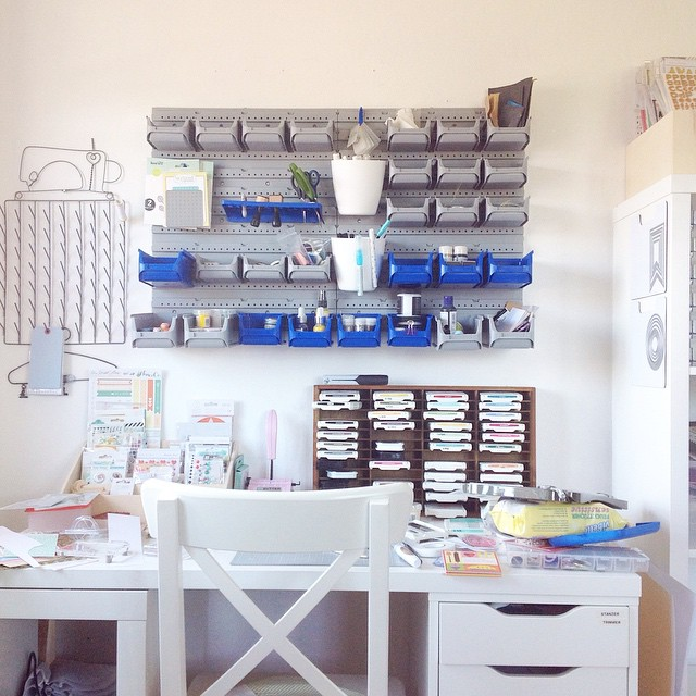 Scraproom / Craftroom / Kreativzimmer Janna Werner
