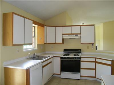 Updating Formica Kitchen Cabinets
