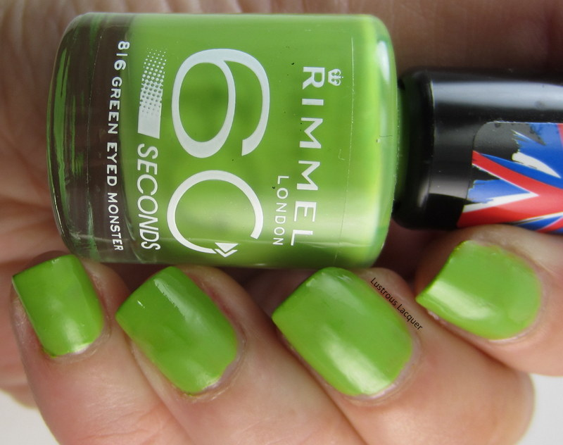 Neon-Green-Nail-Polish