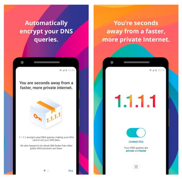 Cloudflare DNS & VPN