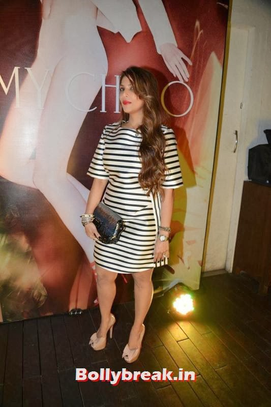 Falguni Peacock, Evelyn Sharma, Lisa Haydon & Sophie Choudry Spotted at Jimmy Choo's Women's Day Celebrations