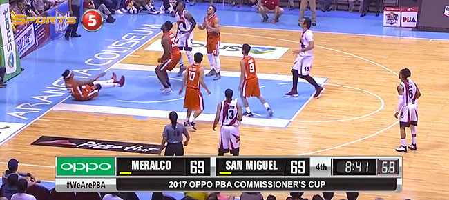 HIGHLIGHTS: San Miguel vs. Meralco (VIDEO) April 2