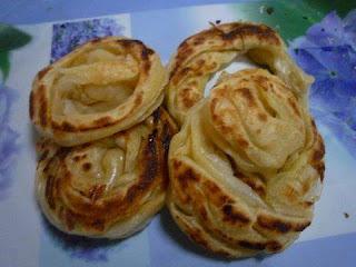 Resepi Roti Bom Lembut