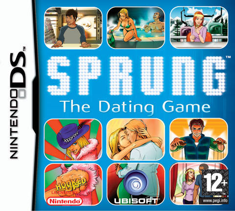 Sprung: The Dating Game (E) (Trashman)