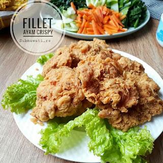 Ide Resep Masak Fillet Ayam Crispy