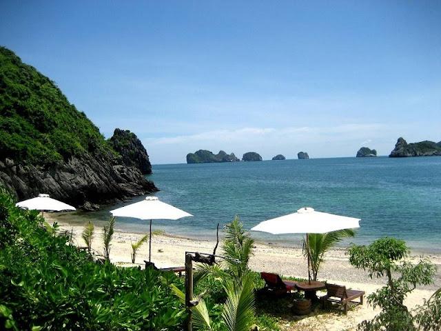 The best beaches near Hanoi 4