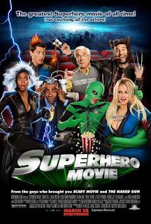 Superhero Movie (2008) ταινιες online seires xrysoi greek subs