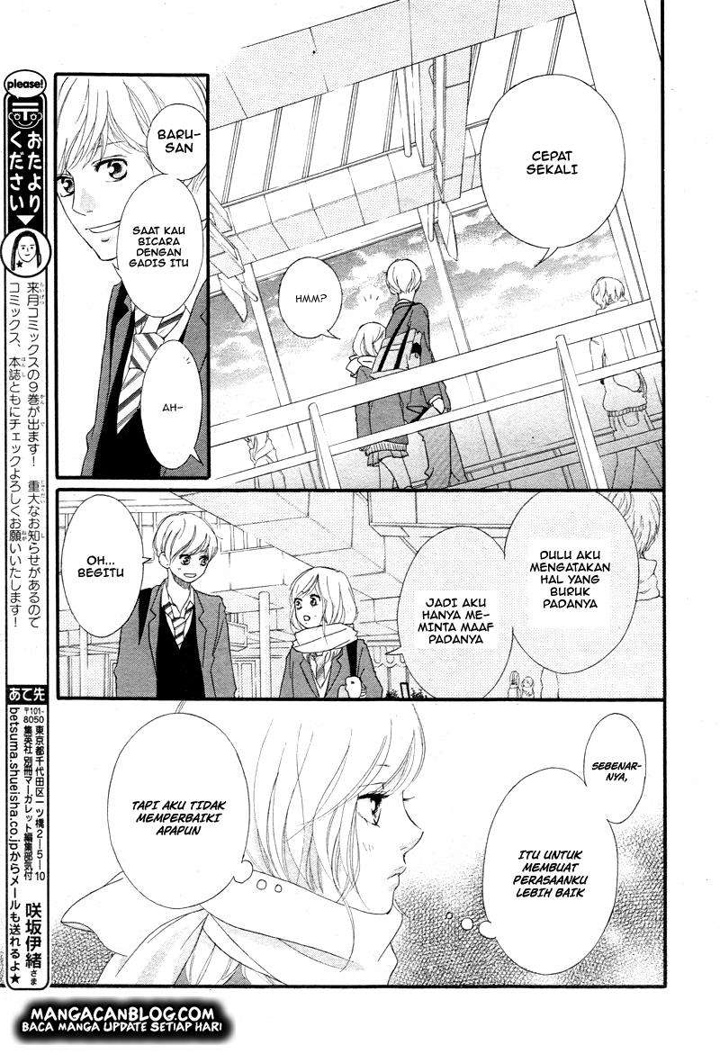 Ao Haru Ride Chapter 35-22