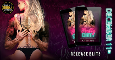 Release Blitz: Pretty Dirty by Madison Faye