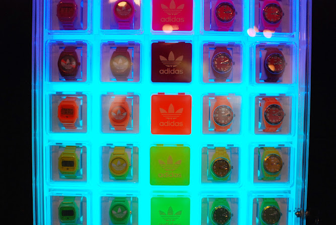 Adidas Watches 2013 Summer Spring