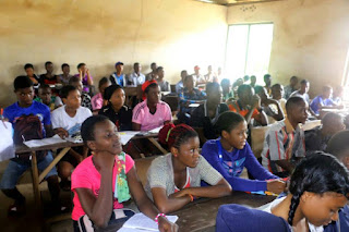 Faith of Darlington Foundation Organizes Extra mural Classes  for Secondary School Students 5