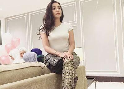 Biodata Penuh Nadiyah Shahab Pelakon Drama Encik Suami Mat Salih Celup