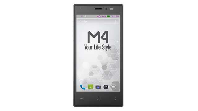 Descargar firmware - rom stock M4 Style Access SS4445