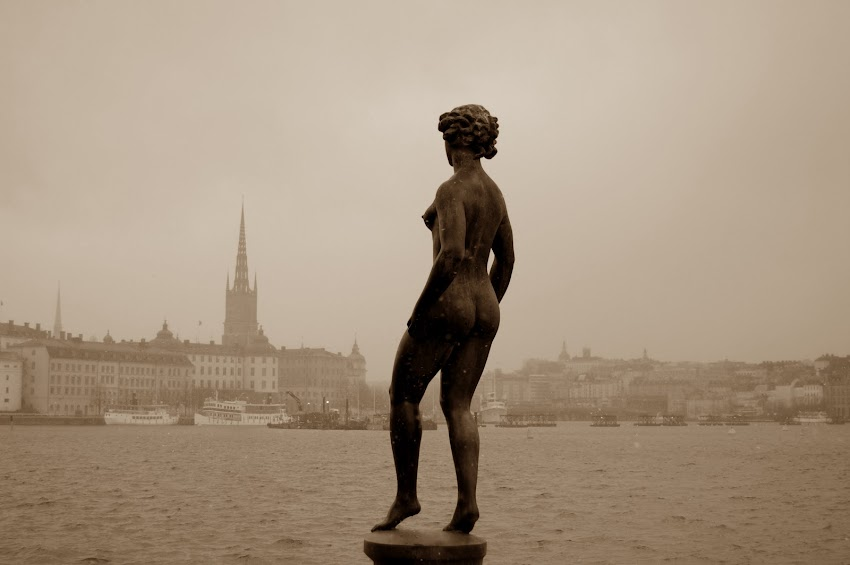 Estocolmo 5 días