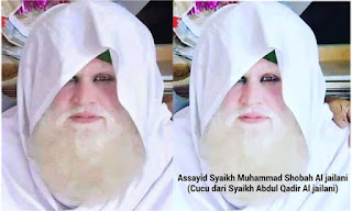 Wajah Cicit Nabi Muhammad