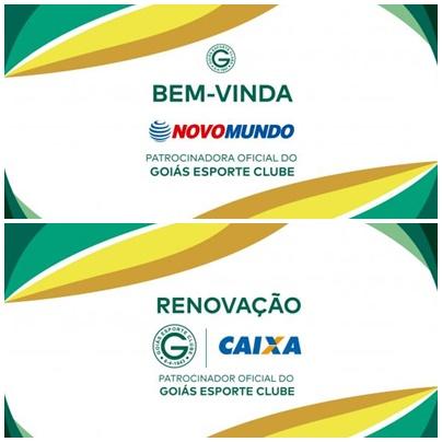 Caixa Econômica Federal renovam parceria e loja Novo Mundo é a nova parceira do Goiás