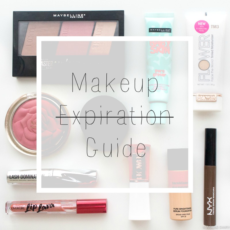 Makeup Expiration Guide