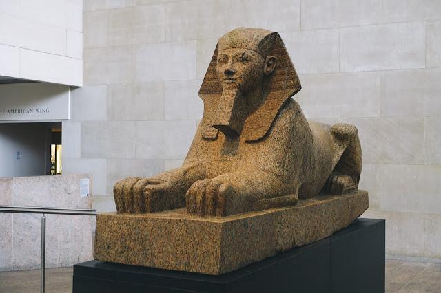 ハトシェプスト女王のスフィンクス(Sphinx of Hatshepsut)
