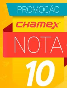 Cadastrar Promoção Nota 10 Papel Chamex 2017 2018
