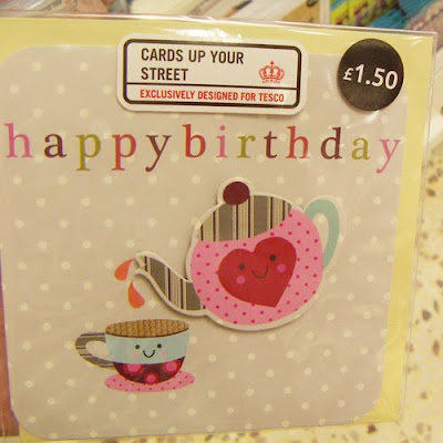 Tesco Birthday Cakes For Children In Store