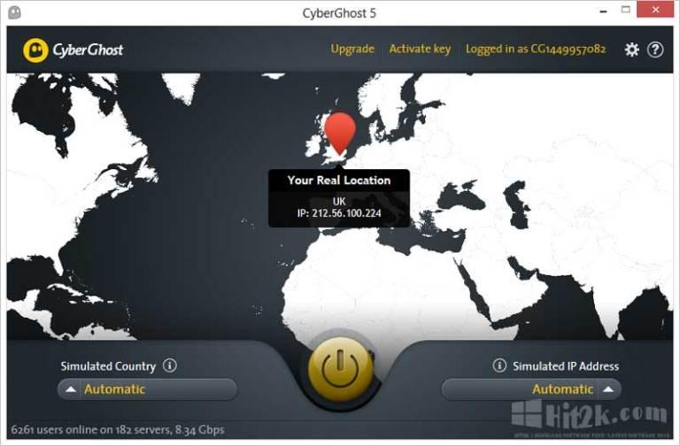 CyberGhost 6 Full Version