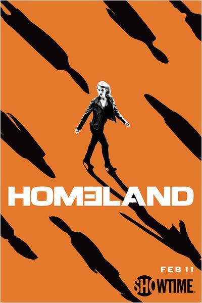 Série TV Homeland - L'Agenda Mensuel Février 2018