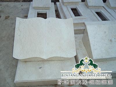 Harga Nisan Makam Marmer | Jual Batu Nisan Dari Marmer