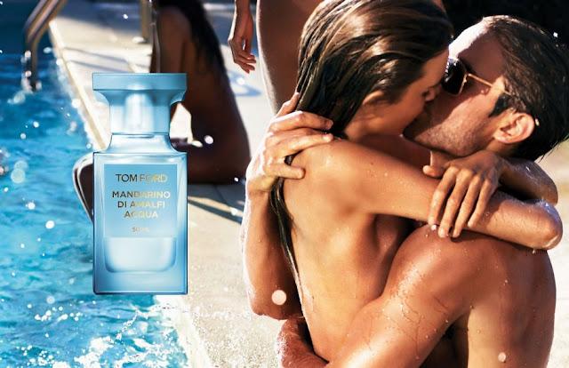 Reklama perfum Mandarino di Amalfi Acqua