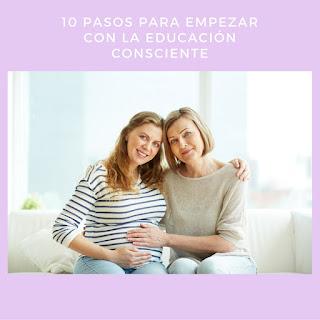 EDUCACIÓN CONSCIENTE- ESCUELA DE SUPERMAMIS