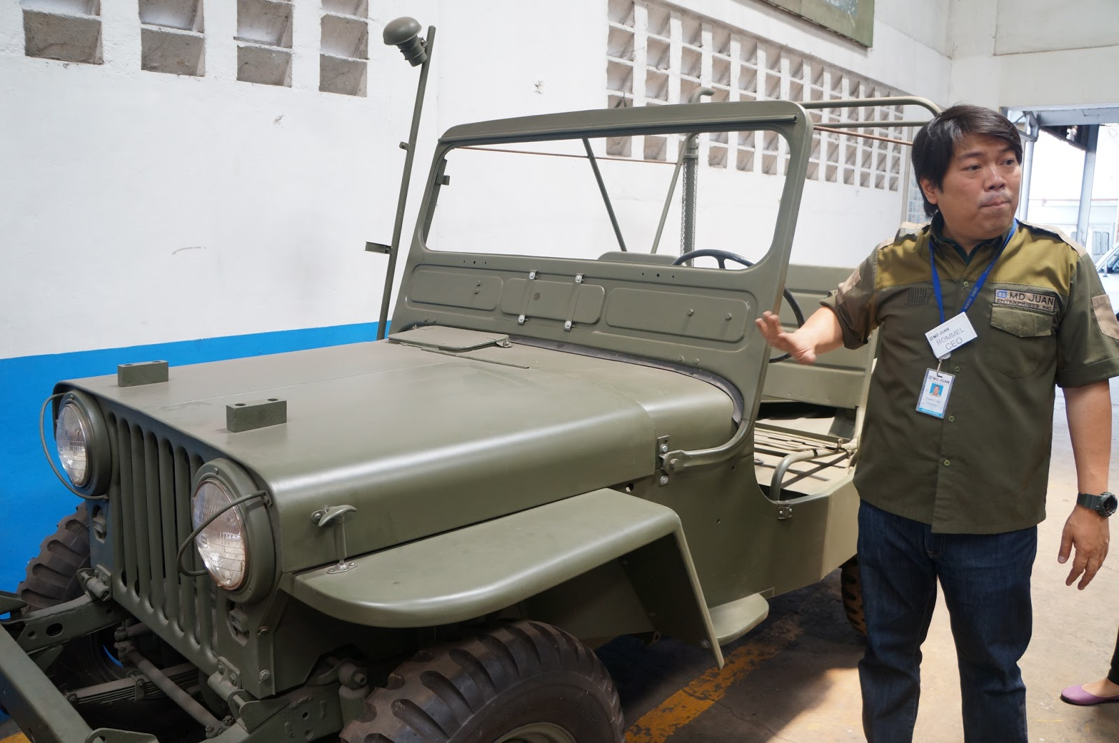MD Juan Enterprises : Proudly Filipino-Owned Jeep Business