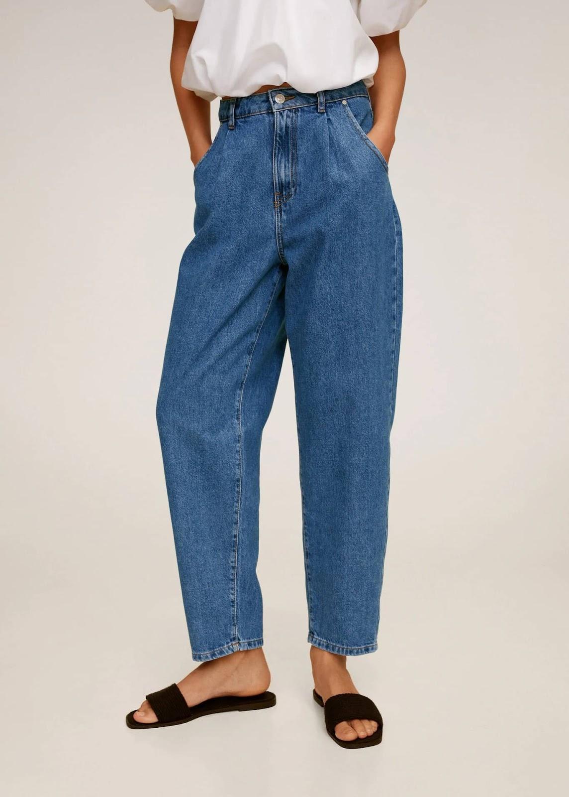 regina slouchy jeans