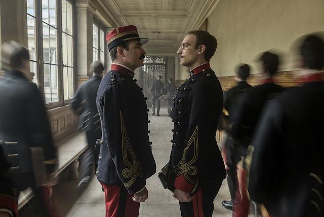 Crítica El Oficial y el Espía