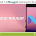 Android 7.0 Nougat coming to FIFTEEN Motorola smartphones