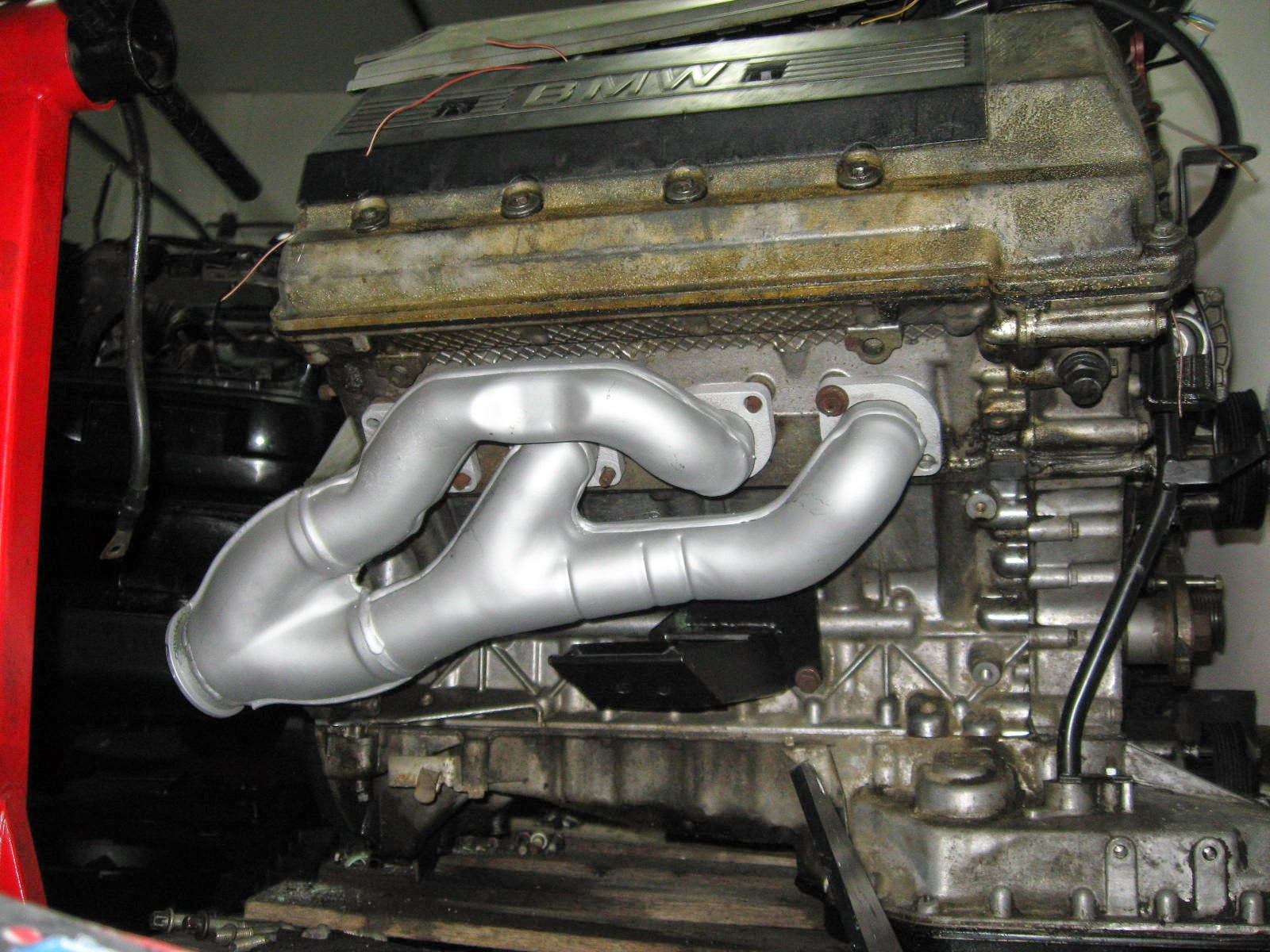 Denny's M62B44 swap (MS2 installed First start VIDEO inside) [Archive] -  R3VLimited Forums