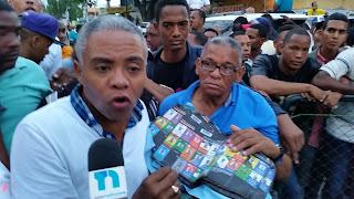 Alcalde Francisco Fernández se desvincula de cualquier hecho de agresión en SDN