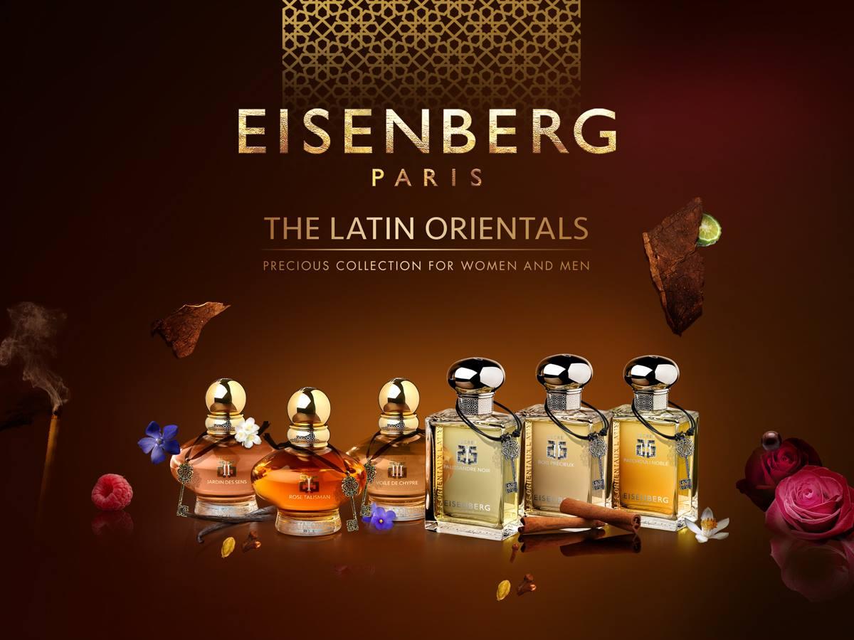 The Latin Orientals - XII tajemnic orientu Eisenberg Paris