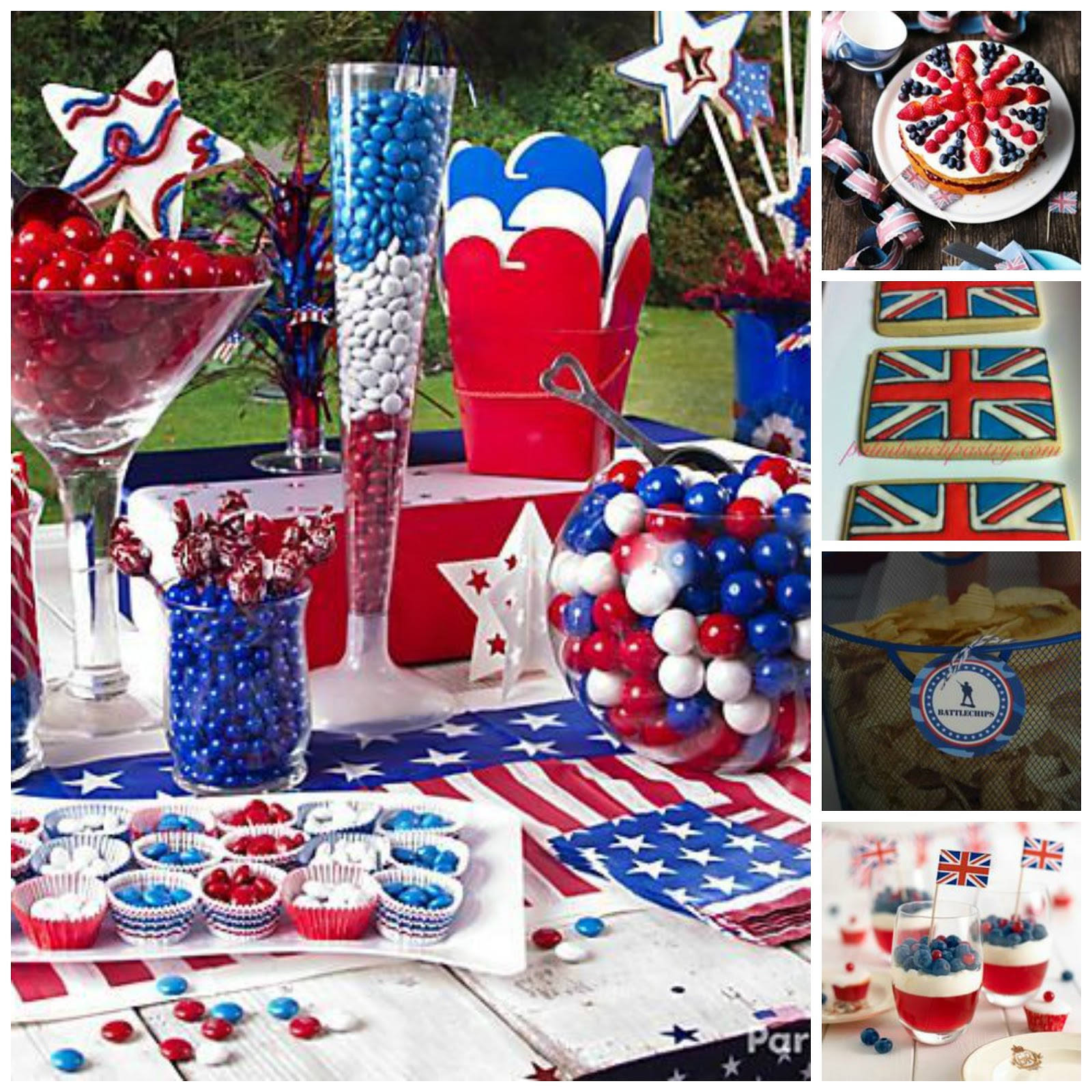 love, zoesarah: How to throw a British style welcome home ...
