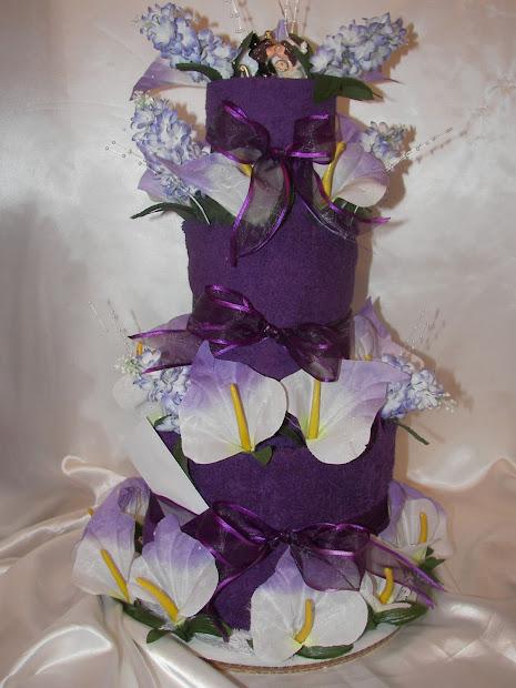 Pretty Bridal Shower Cakes Design Ideas Cake