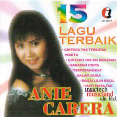 Download Kumpulan Lagu Anie Carera mp3 Full Album Terlengkap dan Terbaru